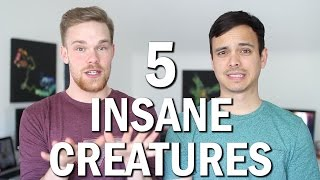 5 Insane Creatures We Wish Still Existed