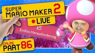 REUPLOAD: GEFIXTE Version des letzten Super Mario Maker 2 Livestreams