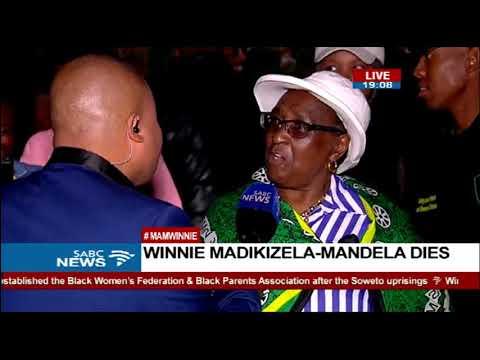 Soweto celebrates life and times on Winnie Madikizela-Mandela