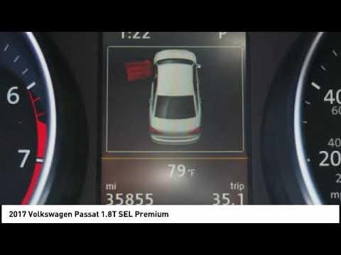 2017 Volkswagen Passat Thousand Oaks CA 2P2680