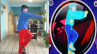 Just Dance 3 - Gonna Make You Sweat (Everybody Dance Now) - Sweat Invaders