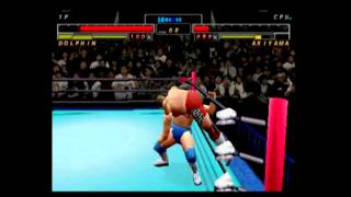 All Japan Pro Wrestling Featuring Virtua: Rise! Dolphin! (Match 3)