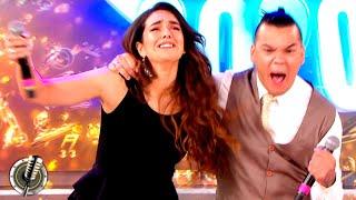 ¡Ángela Leiva y Brian Lanzelotta son finalistas de Cantando 2020!