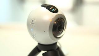 Hands-on with the Gear 360