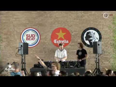 Hernan Cattaneo B2B Nick Warren @ Sudbeat & The Soundgarden Showcase, Antiga Fabrica Estrella Damm