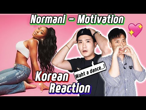 🔥(ENG)/ KOREAN Rappers / React To NORMANI - MOTIVATION🔥