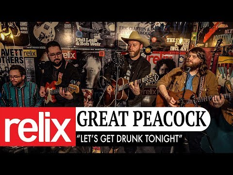 """""""Let's Get Drunk Tonight"""" 