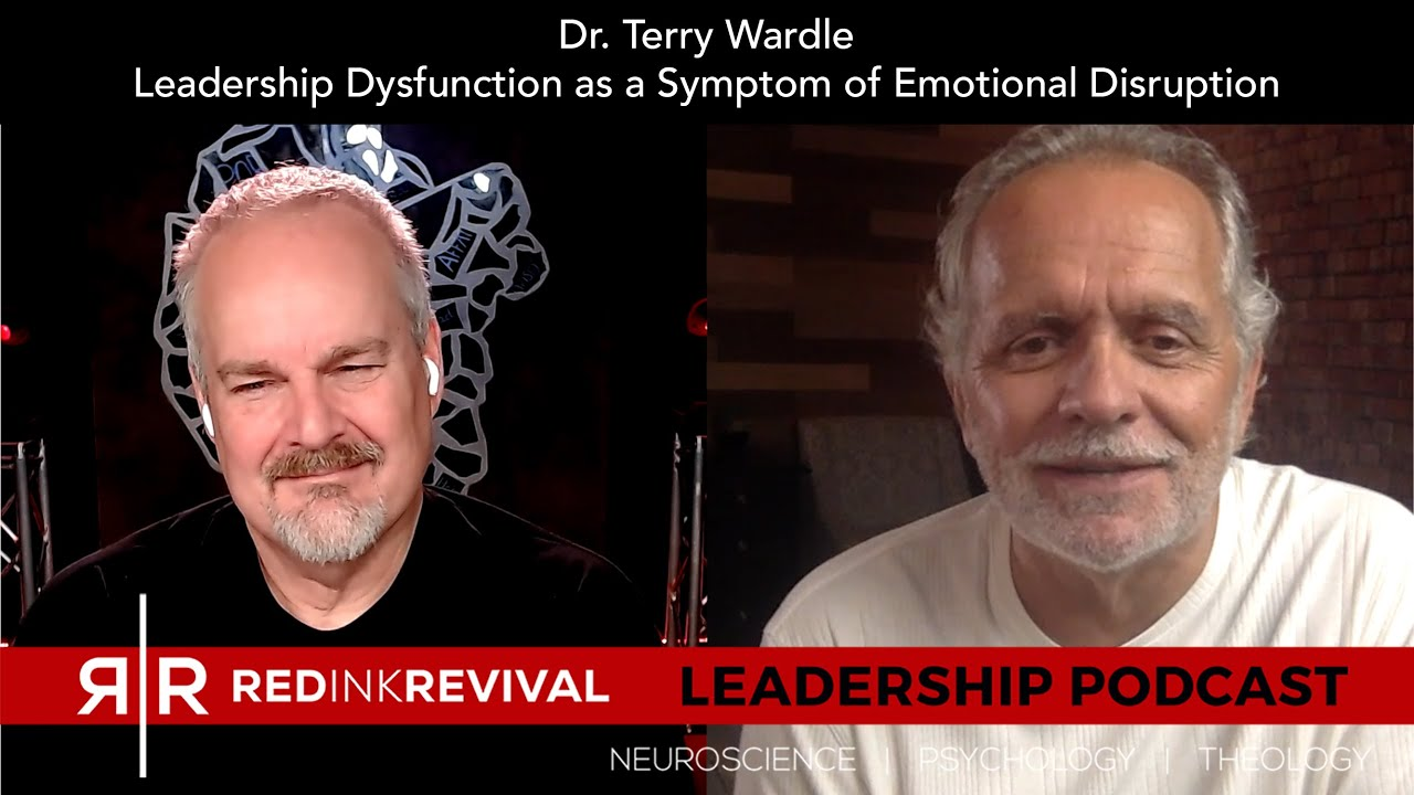 90. Dr. Terry Wardle – Leadership Dysfunction as a Symptom of Emotional Disruption