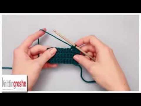Как провязать 2 столбика без накида вместе крючком