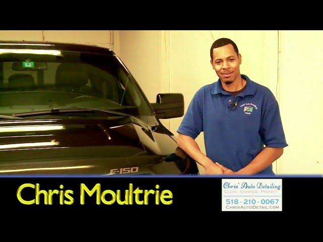 Chris's Car Detailing Business Profile