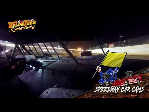 #97 Joe Bray - Sportsman - 9-7-19 Volunteer Speedway - In-Car Camera