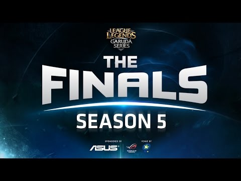 LGS Season 5 Finals - Jakarta Juggernauts vs Kanaya Gaming