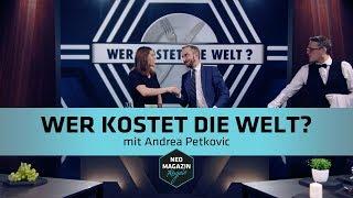Wer kostet die Welt? mit Andrea Petkovic | NEO MAGAZIN ROYALE mit Jan Böhmermann - ZDFneo