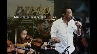 CIDRO LIVE ORKESTRA - Didi Kempot feat Kidung Etnosia  - PT INKA MADIUN