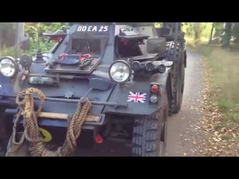 Ferret mk 1/2 Armoured Scout Car