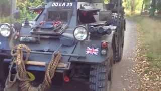 Ferret mk 1/2 Armoured Scout Car
