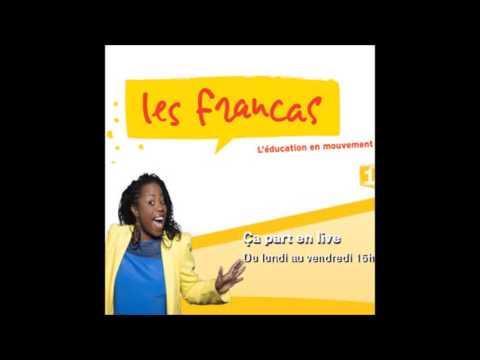 Chez les Francas, ça part en live avec Guadeloupe 1ere