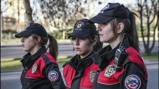 Kadın Polis - Polis Özel Harekat - Çevik Kuvvet - Yunus Polis