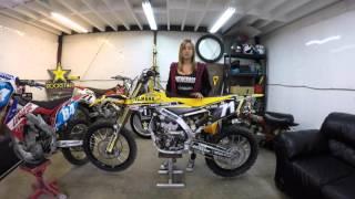 The Babe Cave: New Bike Setup