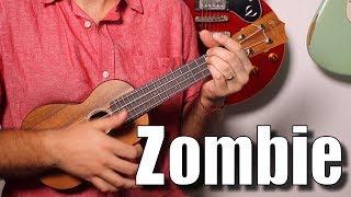 Zombie - The Cranberries - Easy Beginner Ukulele Tutorial