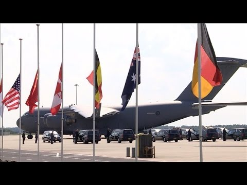 Long Journey Home begins for MH-17 Victims