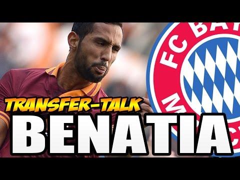 Mehdi benatia zum fc bayern m�nchen !  transfer talk 2014 deutsch
