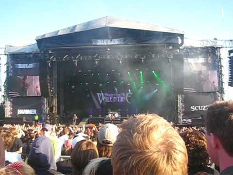 Bullet for my Valentine - Tears Don't Fall @ Download 2010