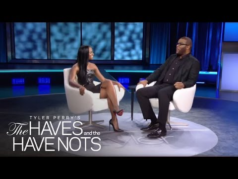 Why Tika Sumpter Almost Lost Candace Young Role  Tyler Perry's The Haves and the Have Nots  OWN