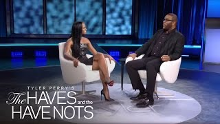 Why Tika Sumpter Almost Lost Candace Young Role | Tyler Perry's The Haves and the Have Nots | OWN