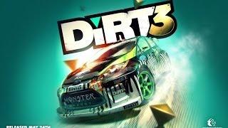 Découverte : DiRT 3 - Un excellent jeu de voiture ! [FR-HD]