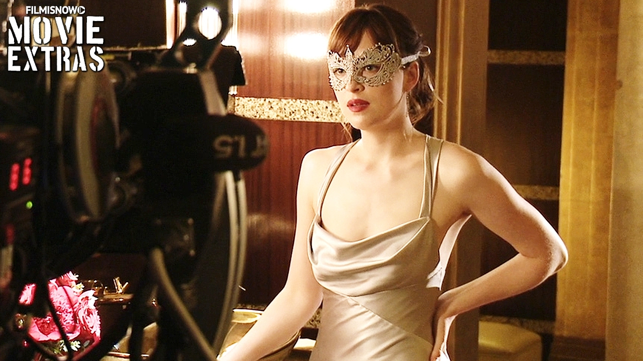 Download Go Behind the Scenes of Fifty Shades Darker (2017)