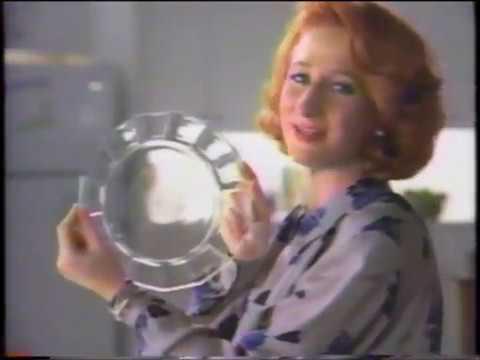 Cascade   Dishwasher Detergent Commercial  Dishwasher  Vicki Lewis 1992