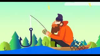 Tiny Fishing Full Gameplay Walkthrough