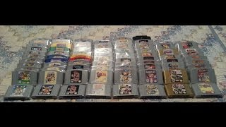 N64 Game Collection 2014