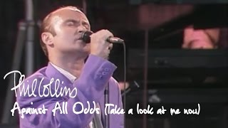 Repeat youtube video Phil Collins - Against All Odds (Take A Look At Me Now) (Official Music Video)