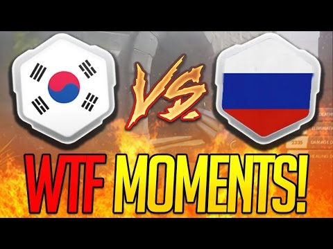 South Korea vs Russia - FINALS FULL HIGHLIGHTS ft. Shadowburn, Arhan - OVERWATCH WORLD CUP 2016