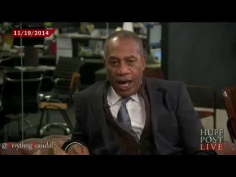 Joe Morton on Scandal Table Reads, Papa Pope