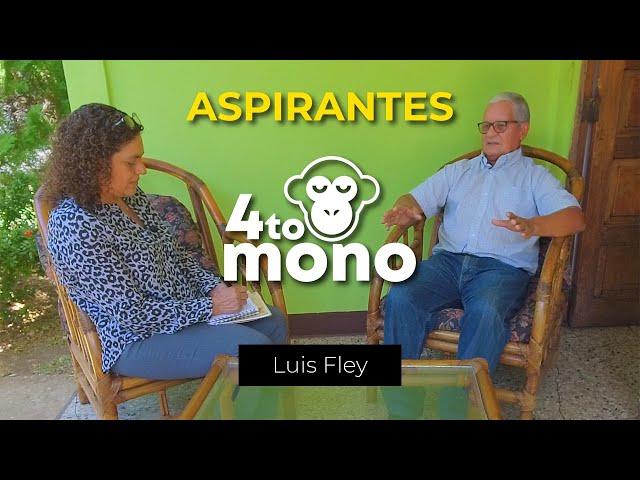 Aspirantes: Entrevista a Luis Fley
