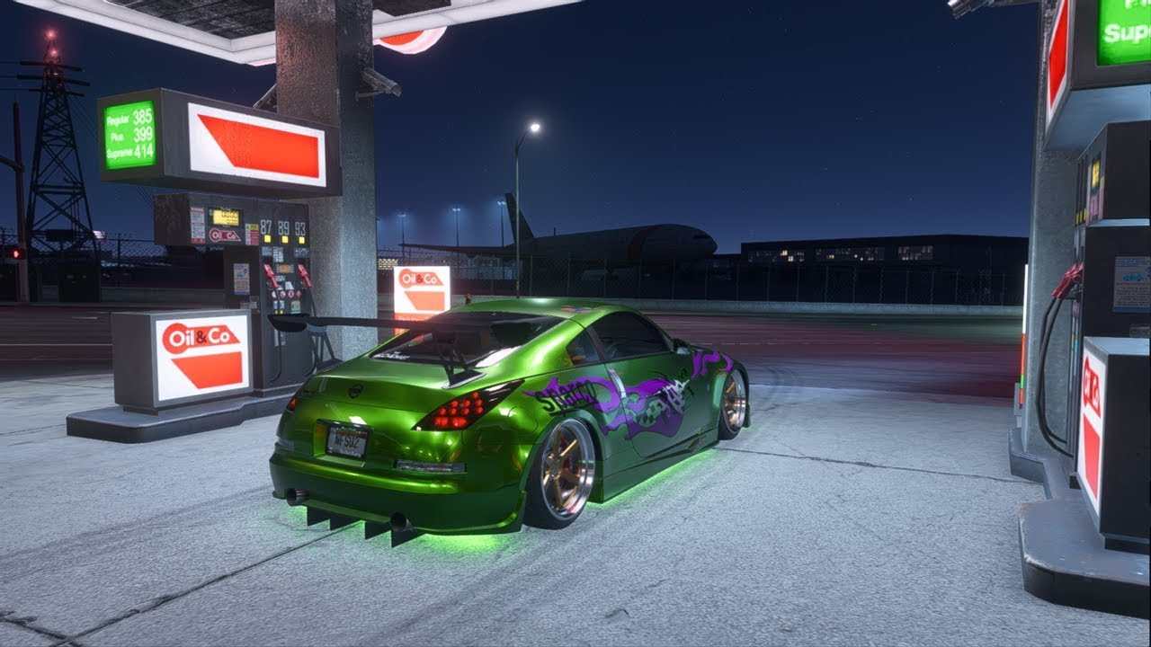 Nfs Payback Nissan 350z From Nfs Underground 2 Full