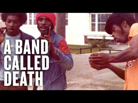A BAND CALLED DEATH Trailer - Now In Theaters & on VOD/iTunes