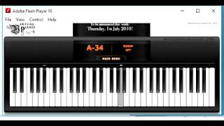Virtual Piano - Yêu một người có lẽ - Lou Hoàng, Miu Lê, OnlyC, Nguyễn Phúc Thiện