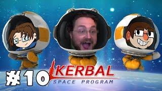 FLY ME TO THE MUN | Kerbal Space Program: Career Mode | Ep. 10(Watch the Whole Playlist: https://www.youtube.com/playlist?list=PLs3acGYgI1-tflJyPE7goO4xM0yu96MyD This is an almost completely