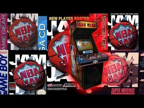 Comparing Soundtracks: NBA Jam