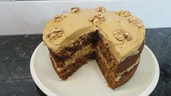hqdefault - Diabetic Coffee And Walnut Cake