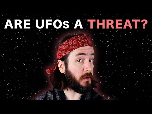 Why UFOs Are a Threat