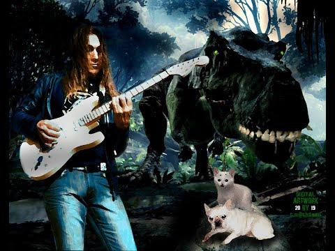 """In The Flesh"" (INSTRUMENTAL) - Jeff Young (Solo, Badi Assad, Megadeth)"