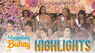 Magandang Buhay: Let's have a warm up with the Miss Q & A Grand Finalists