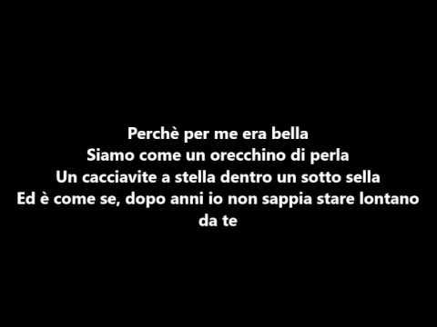 Ernia Bella Prod Tradez Lyrics Youtube