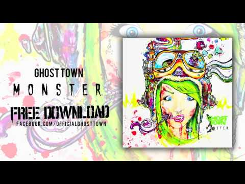 Клип Ghost Town - Monster