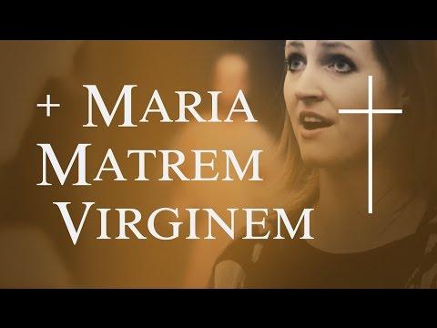 Maria Matrem Virginem - Schola Ventuno